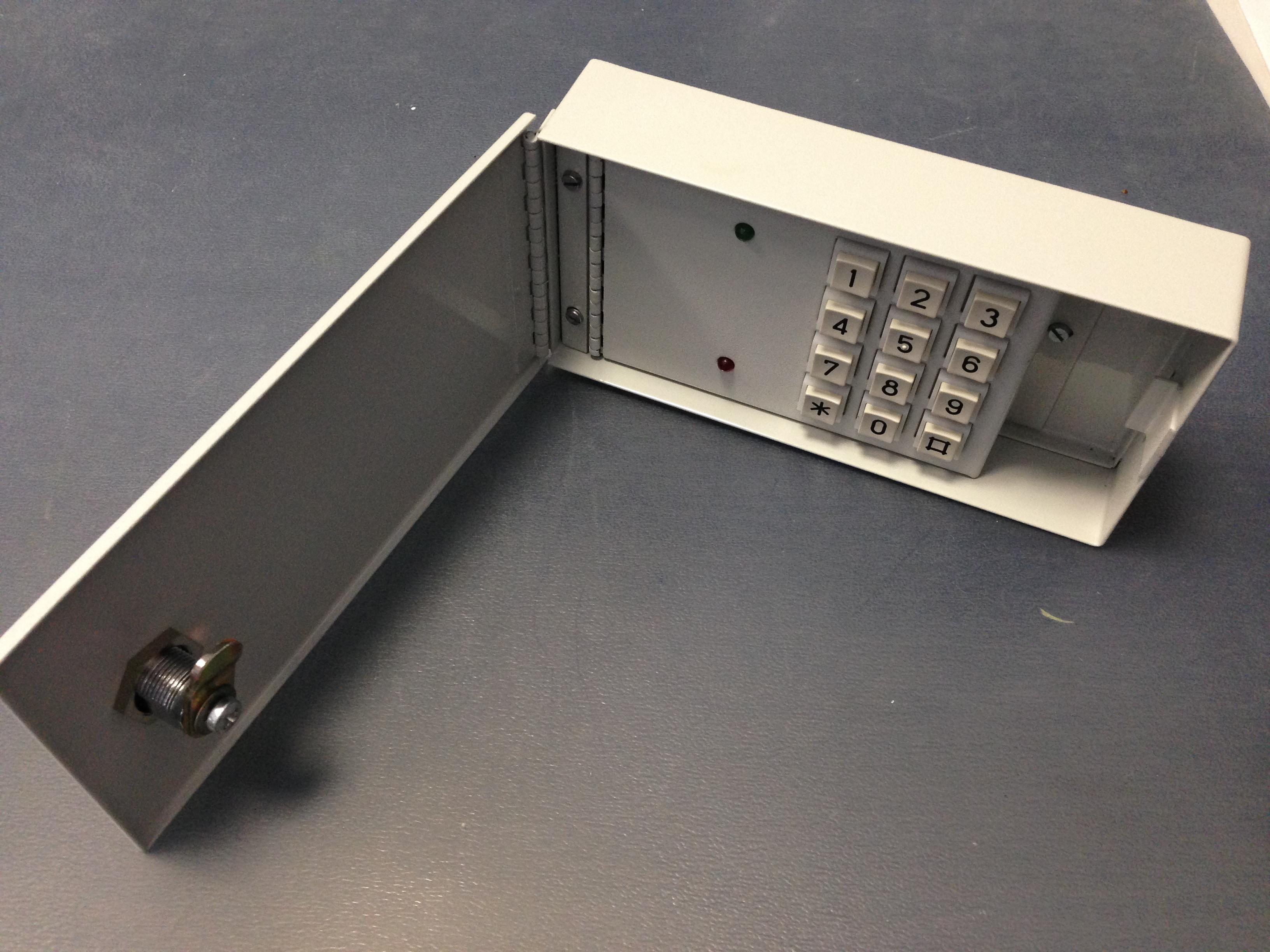 Цифровой кодовый замок AS 14 X AC/DC model1995 - купить в интернет магазине с доставкой, цены, описание, характеристики, отзывы