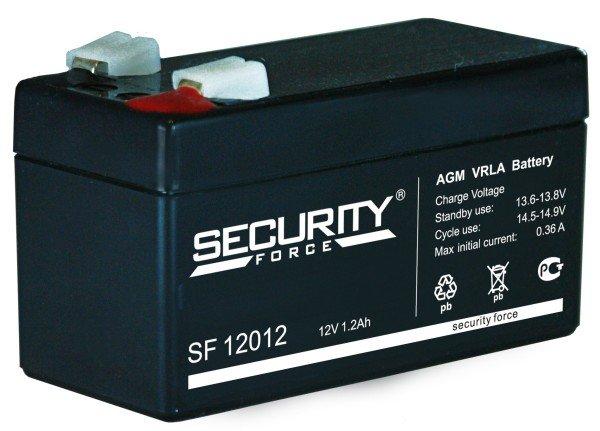 Аккумулятор 12 В, 1.2 Ач         - купить в интернет магазине с доставкой, цены, описание, характеристики, отзывы