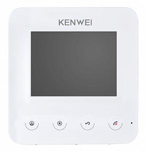 KW-E401FC (белый) - купить в интернет магазине с доставкой, цены, описание, характеристики, отзывы